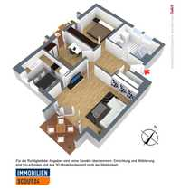 Traumhafte 3 Zimmer