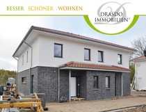 Traumhafte KfW55 Doppelhaushälfte