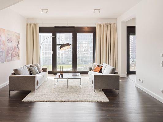 3 - 3,5 Zimmer Wohnung zur Miete in Berlin