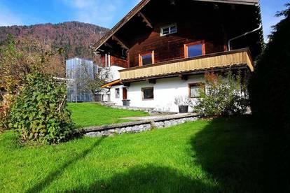 Großes Wochenendhaus mit 4 Schlafzimmern - Skigebiet Kirchdorf in Tirol/Großraum Kitzbühel