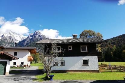 Wochenendhaus als Freizeitwohnsitz in wunderschöner Lage mit Garten als Freizeitwohnsitz/Zweitwohnsitz – Nähe Sankt Ulrich am Pillersee