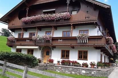 Moderne Wohnung im Bauernhaus als Erstbezug nach Renovierung als Freizeitwohnsitz/Zweitwohnsitz in ruhiger schöner Lage - Breitenbach am Inn