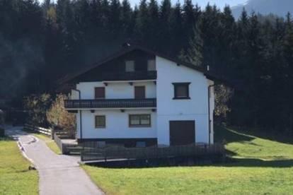 Großes Wochenendhaus mit 5 Schlafzimmer in wunderschöner Lage als Freizeitwohnsitz/Zweitwohnsitz - Nähe Kramsach