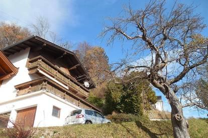Einfamilienhaus in wunderschöner Lage als Erstwohnsitz oder als Kapitalanlage– Nähe Schwaz