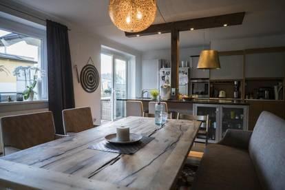 Vollmöblierte Design-Terrassenwohnung in Kufstein - verfügbar ab 01.01.2020