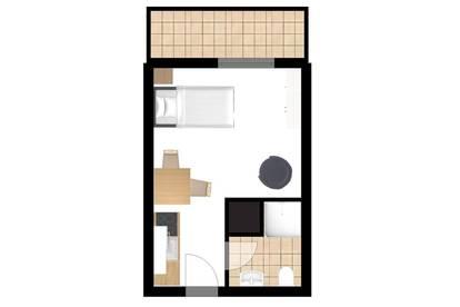 Zimmer Wohnung  zu mieten !