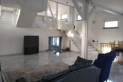 WOHNHAUS in GRAZ mit sehr großen Räumen und sehr viel Licht - Doppelcarport - große Garage