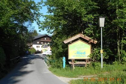 ab 1. September 2020 FERIENWOHNUNG am WOLFGANGSEE für 1-2 Personen - Wohnen wo andere Urlaub machen !
