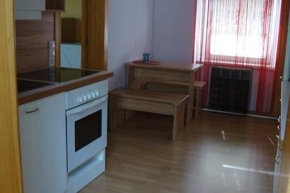 29 m² Singlewohnung mit 30 m² Eigengarten