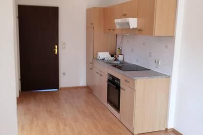 St.Johann ob Hohenburg - Söding Bezirk Voitsberg, 48,55m², schöne DG-Wohnung mit großer Terrasse ab sofort zu vermieten. € 425.-- inkl. BK+Heizkosten aconto..