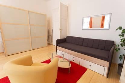 10 Min. zum Stephansplatz- möbliertes Apartment auf Zeit Nähe Wien-Mitte, max. 6 Monate