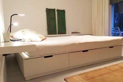 Sonnige 3 Zimmer Wohnung mit Seezugang
