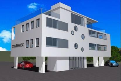 Provisionsfrei - neues Bürogebäude in Salzburg - SAM