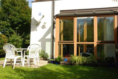 2 Zimmer Gartenwohnung (AIGEN-GLASENBACH) mit Carport ab ca. August bzw September 2021