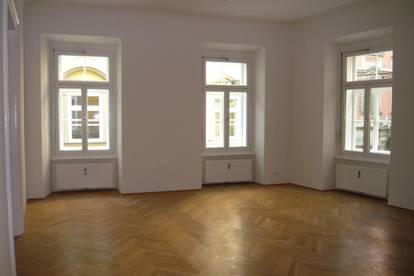 Provisionsfreier Wohntraum in Grazer Innenstadt: helle, elegant renovierte 3-Zimmer Altbauwohnung
