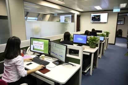 Großraum - Büro mit eigener Betriebswohnung
