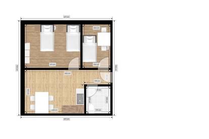 2 Zimmer Wohnung in St. Magdalen zu mieten !