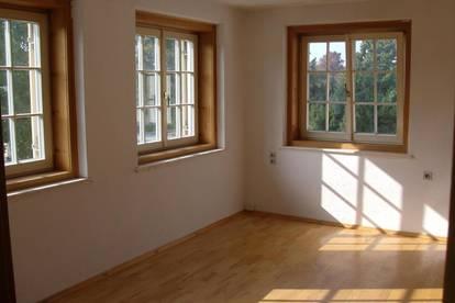 Möblierte Wohnung mit schöner Aussicht .