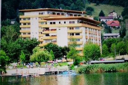 Ferienappartment direkt am See ab 45€|Nacht, Indoorpool