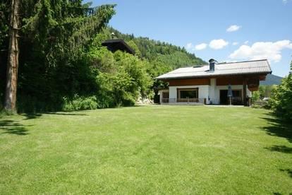 Exklusives Landhaus mit hochwertiger Ausstattung in sonniger Lage in Zell am See
