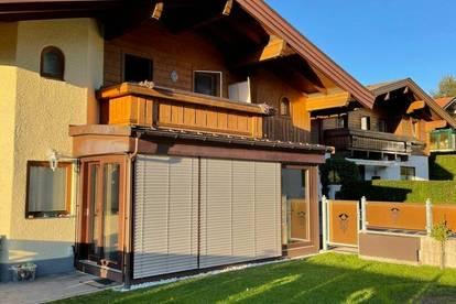 Einfamilienhaus mit kleinem Garten in sonniger Lage von Uttendorf zu vermieten