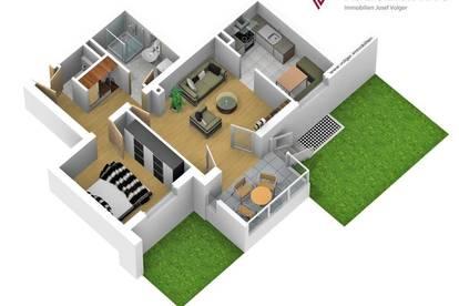 Erfolgreich vermittelt!!!!!!!!!!!!!!!!!!!!!   2 Zimmer Gartenwohnung in Schüttdorf!