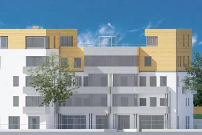 Grundstück mit Planung für den Wohnungsbau zu verkaufen