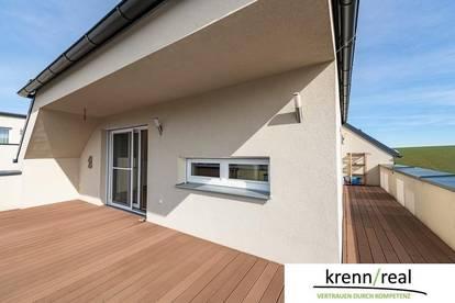 Stilvolle 4 Zimmer Dachterrassenwohnung zu verkaufen (2015)