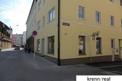 Neu saniertes Geschäftslokal/Büro um die Ecke zur Weberzeile