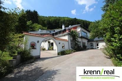 <b>Großzügige Villa mit Alpenblick und integrierter Arztpraxis</b>