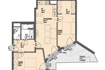 *3-Zimmer-Wohnung in 1070 Wien*