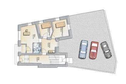 Gewerbelokal als Ordination, Büro oder Praxis mit eigenem Eingang