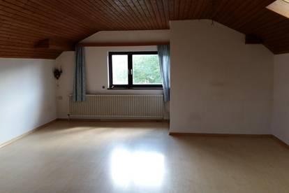 50 m² Dachgeschoßwohnung