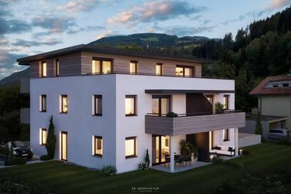 Penthouse in modernem Neubauprojekt in Wattens - Baustart erfolgt!