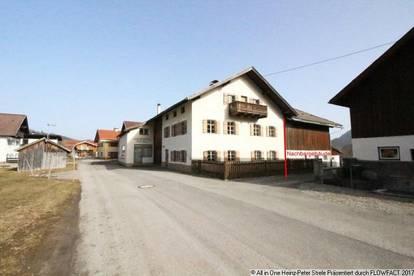 Renovierungsbedürftiges Bauernhaus