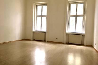 Provisionsfrei - unbefristete helle 2-Zimmer Altbauwohnung nahe der Nußdorferstraße