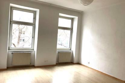 Provisionsfrei - unbefristete helle 1-Zimmer Altbauwohnung nahe der Nußdorferstraße