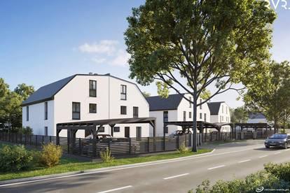 144m² Haustraum im Grünen mit Terrasse, Garten & Carport - Belagsfertig
