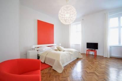 Apartment in Grünlage und direkt an der U-Bahn Ober St. Veit