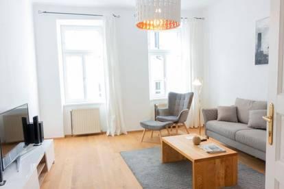 Ruhige helle Wohnung in Top-lage