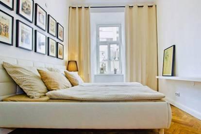 HUNDERTWASSERHAUS _ möblierte Wohnung in TOP-Lage