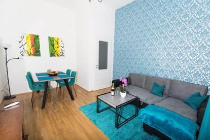 Cozy Home - großzügige 2 Zimmer Altbauwohnung