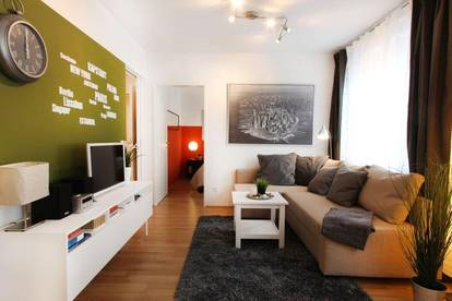 Modernes City Apartment -2 Zimmer-4.Stock-45m2-OS19