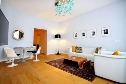 Stilvolle Wohnung in Wien