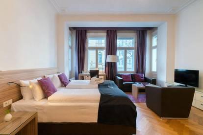Stilvolles Studio-Apartment in Wien