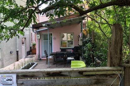 individuelles Appartement mit großer Terrasse