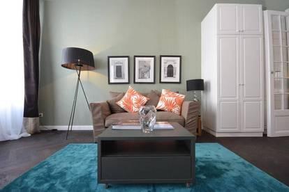 Moderne Wohnung mit Klimaanlage