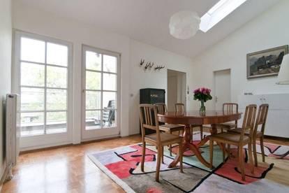 Super 3 KLIMATISIERTE Zimmer Dachgeschosswohnung mit Terasse