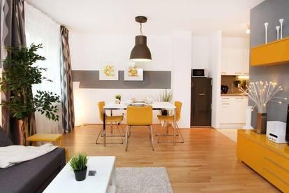 2 Zimmer City Apartment -45m2