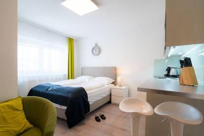 Klein und fein: Schickes Apartment nahe der U-Bahnstation Rochusgasse
